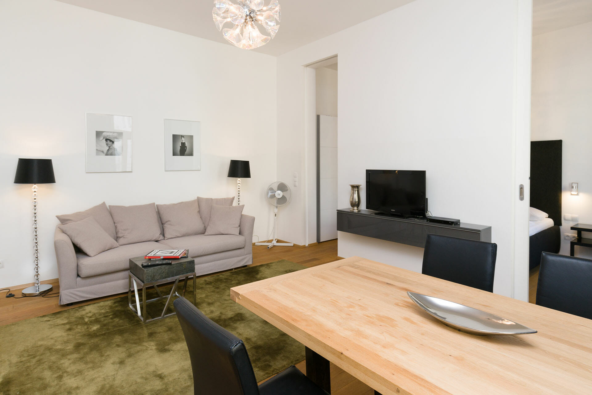 Prestige Apartments Luxury Apartment in Vienna Alser Strasse 14