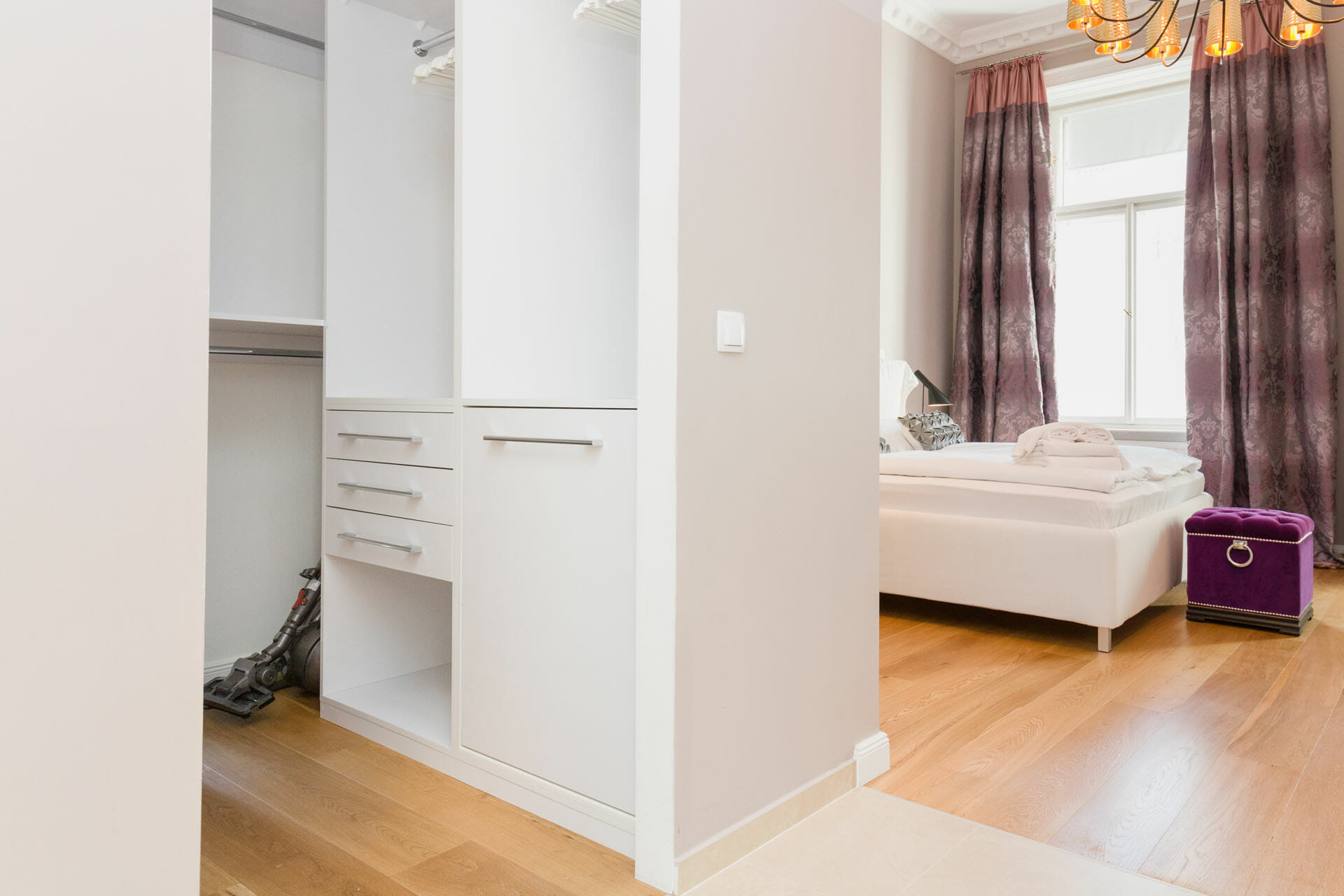 Prestige Apartments in Vienna. Pure Luxury in the Center of Vienna. First class 3 bedroom luxury apartment