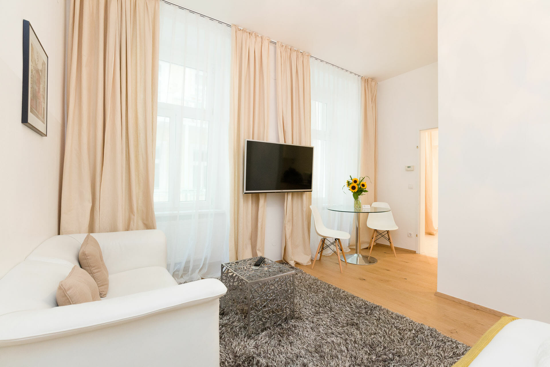 Prestige Apartments in Vienna Austria. Designer Apartment close to Main Attractions.Alser Strasse 14.Chic Vienna apartment in Alsergrund near the university.Alser Strasse 14. Internet, Digital Cable TV, Fully equipped kitchen