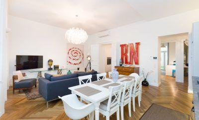 Spacious Luxury Apartment