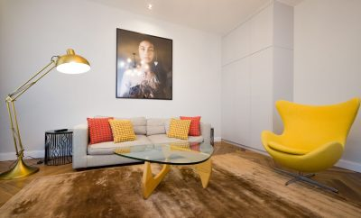 1 Bedroom Luxury Apartment near City Center
