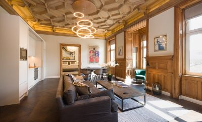 Stunning Luxury 3 Bedroom Apartment in the 19th district